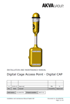 digital cap uk user manual
